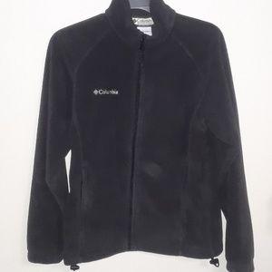 Columbia black fleece